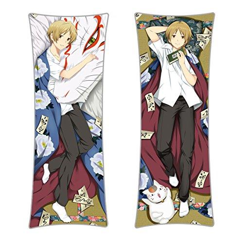 Yokai Kostüm - CoolChange Pakt der Yokai Umarmungskissen Natsume Takashi Bezug, Dakimakura Kissenbezug 150x50cm
