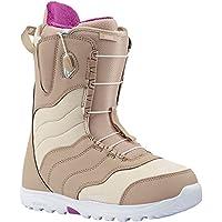 Burton 106271mujeres botas de Snowboard, color verde, Bronceado