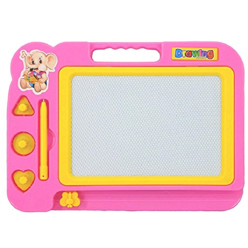 yistu-graffiti-board-272x195mm-cute-baby-magnetic-writing-painting-drawing-tool-toys-pink
