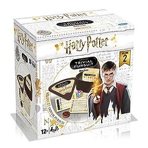 Winning Moves - WM00124-EN1-6 - Harry Potter Trivial Potter Vol 2 2019 - Blanco - 1 tamaño