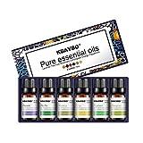 KiGoing Aromaterapia Olio Essenziale Idrosolubile Oils Dolce tè Verde Arancio Mint - 6 Pack, 10ML