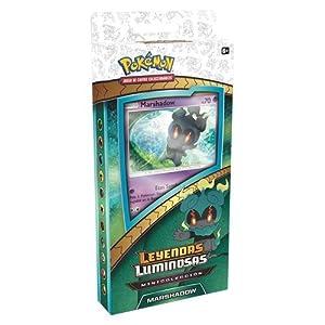 Pokemon JCC- Minicolección Marshadow de Leyendas Luminosas - Español (The Pokemon International Company POKC1801)