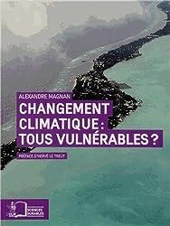 Changement climatique : tous vulnérable ? : Repenser les inégalités