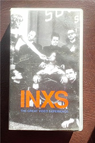 INXS - The Great Video Experience [VHS]