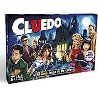 Games - Cluedo (Hasbro 38712546)