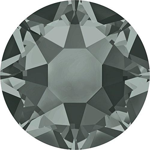 100-stuck-swarovskir-kristalle-2078-hotfix-ss20-ca-47mm-black-diamond