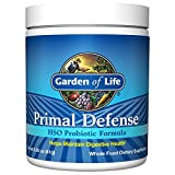 Garden of Life HSO Probiotic Formula, Primal Defense Review and Comparison