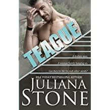Teague (The Family Simon) (Volume 4) by Juliana Stone (2015-06-24)