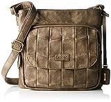 Rieker H1333, Women's Shoulder Bag, Braun (brasil), One Size