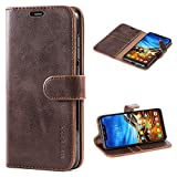Mulbess Xiaomi Pocophone F1 Case Wallet, Leather Flip Phone
