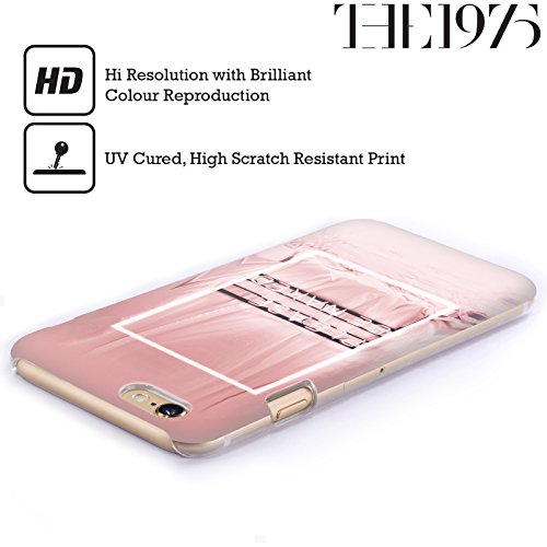 Offizielle The 1975 Loving Someone Lieder Ruckseite Hülle für Apple iPhone 5 / 5s / SE Please Be Naked