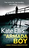 The Armada Boy: A gripping detective thriller that will keep you guessing until the very end (Wesley Peterson)