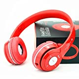 #6: esportic S450 Foldable On-ear Wireless Stereo Bluetooth Headphones Supports MP3, FM & TF Card Reader Compatible with Xiaomi Mi, Apple, Samsung, Sony, Lenovo, Oppo, Vivo Smartphones (1 Year Warranty, Colour May Vary)
