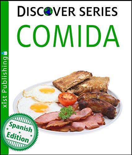 Comida (Food) (Xist Kids Spanish Books) par Xist Publishing