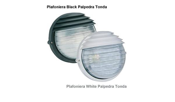 Plafoniera Da Esterno Tonda : Storepoint plafoniera new per esterni tonda white plafoniere