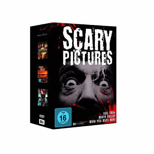 Scary Pictures Box (3x blanke Angst) [3 (Mary Scary Film)