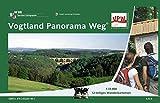 Vogtland Panorama Weg: Wandertourenführer 1:33 000. 12-teiliges Wanderkartenset -
