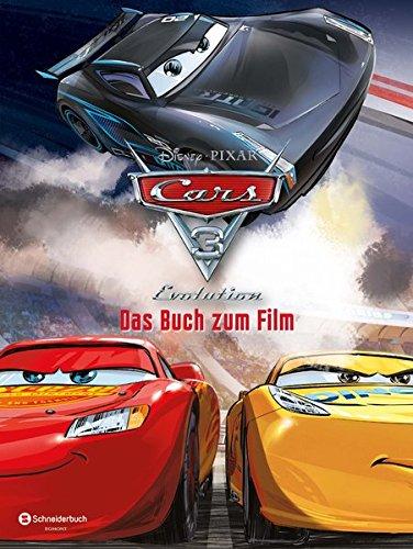 Cars 3 Evolution: Das Buch zum Film