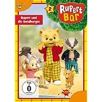 Rupert Bär 2 - Rupert und die Sandburgen