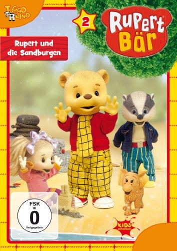 2 - Rupert und die Sandburgen