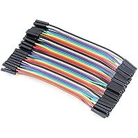 Trifycore 40 Cables de Puente para Arduino, Macho a Hembra, 20 cm