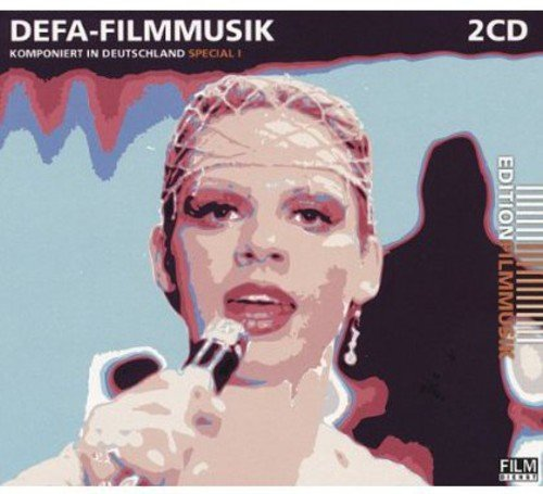 Various: Komponiert in Deutschland Special 1:Defa-Filmmusik (Audio CD)