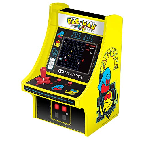 Micro Player Pac Man