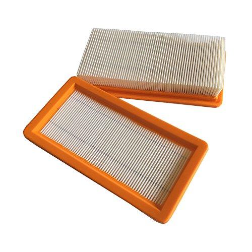 Hepa filtro per karcher aspirapolvere ds 5.800 ds 6.000 ds5500 ds5600 – paio