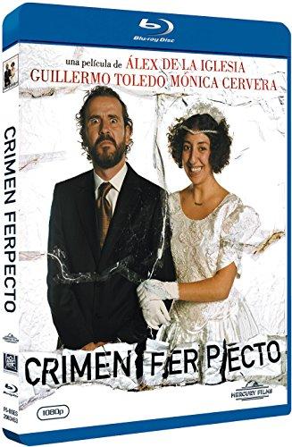 Crimen Ferpecto [Blu-ray] 51HvrumiO8L