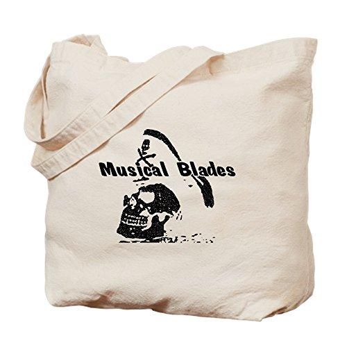 CafePress Einkaufstasche mit Logo, 2-seitig Tote S khaki -