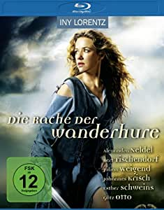 Die Rache der Wanderhure [Blu-ray]
