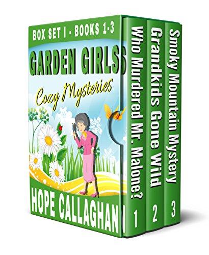 Garden Girls Cozy Mysteries: Box Set - Books 1-3