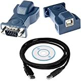 Sellingal® USB to Serial Converter DB9 - RS232 Serial Port