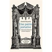 Une patrie portative : Le Talmud de Babylone comme diaspora