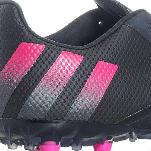 adidas Men    s Ace 16  TKRZ Football Boots  Black Pink   Gray  Negbas Rosimp   Griosc   10 UK