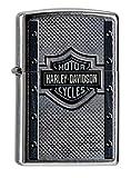 Zippo 60000099 Feuerzeug Harley Davidson Metal, gebraucht gebraucht kaufen  Wird an jeden Ort in Deutschland