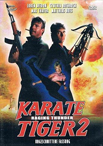 Bild von Karate Tiger 2 - FSK 16 - UNCUT
