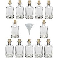 Amazon.es: botellas de vidrio para licores - Almacenamiento ...