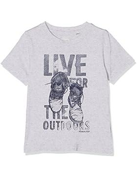 Timberland T-Shirt Manches Courtes, Camiseta para Niños