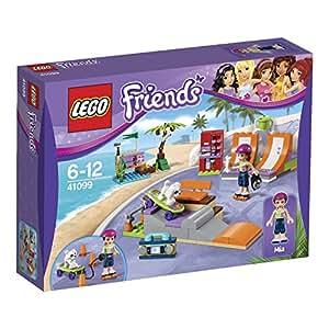LEGO Friends 41099 - Lo Skate Park di Heartlake