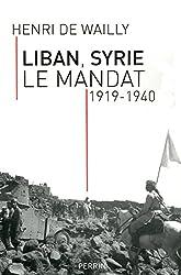 Liban, Syrie : le mandat