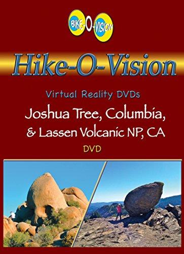Preisvergleich Produktbild Hike-O-Vision Trek - Joshua Tree,  Columbia & Lassen Volcanic NP,  CA