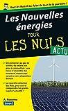 Image de Les nouvelles énergies Pour les Nuls Actu