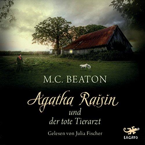 Buchseite und Rezensionen zu 'Agatha Raisin und der tote Tierarzt (Agatha Raisin 2)' von M. C. Beaton