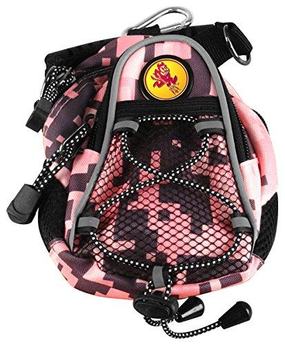 LinksWalker Arizona State Sun Devils-Mini Tag Stück Digi Camo, Pink/Camo, One Size Devils Camo