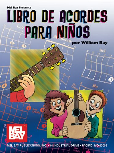 Descargar Libro Libro de Acordes Para Ninos de William (Author Bay