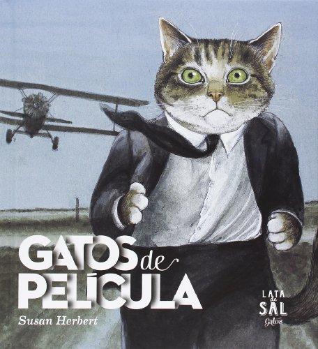 Gatos De Película (Colección Gatos) por Susan Herbert