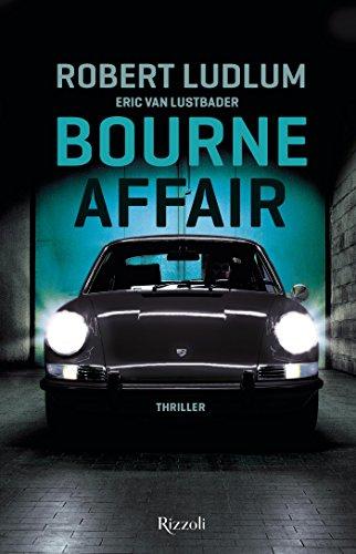 Bourne Affair di [Ludlum, Robert]