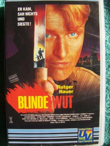 Bild von Blinde Wut [VHS]