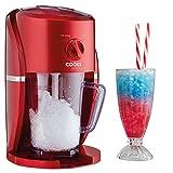 Cooks Professional Slushie Drinks Maker Ice Crushing Machine 25W with 1.1 Litre Capacity